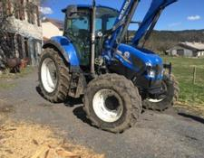 Used New Holland T595 ELECTRO COMMAND Tractors for sale