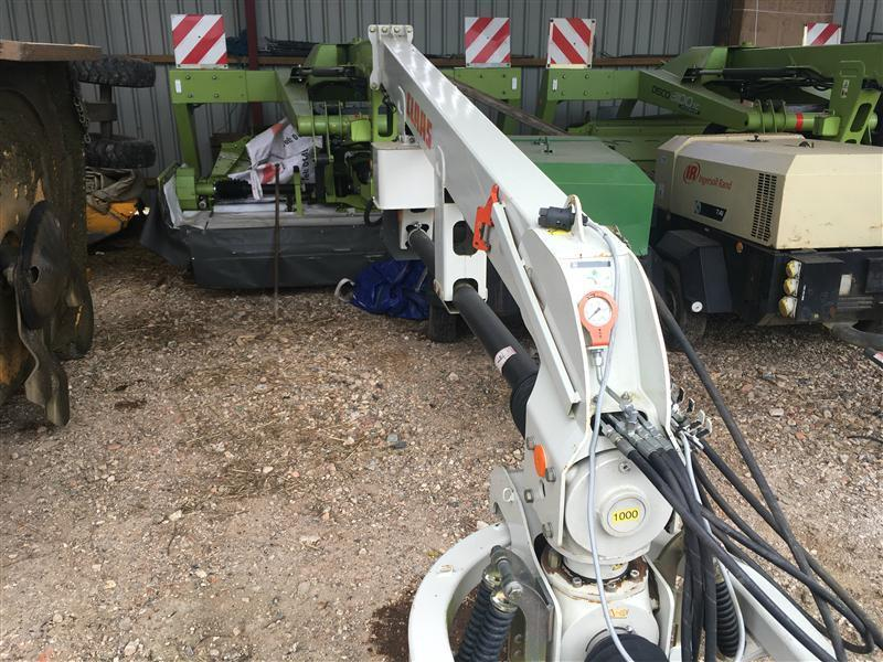 Claas DISCO 3100TC AS
