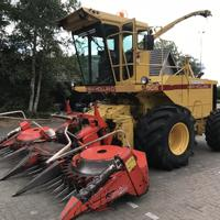 Used Self-propelled forage harvesters for sale - tractorpool