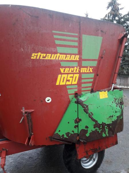 Strautmann Ferti-Mix 1050