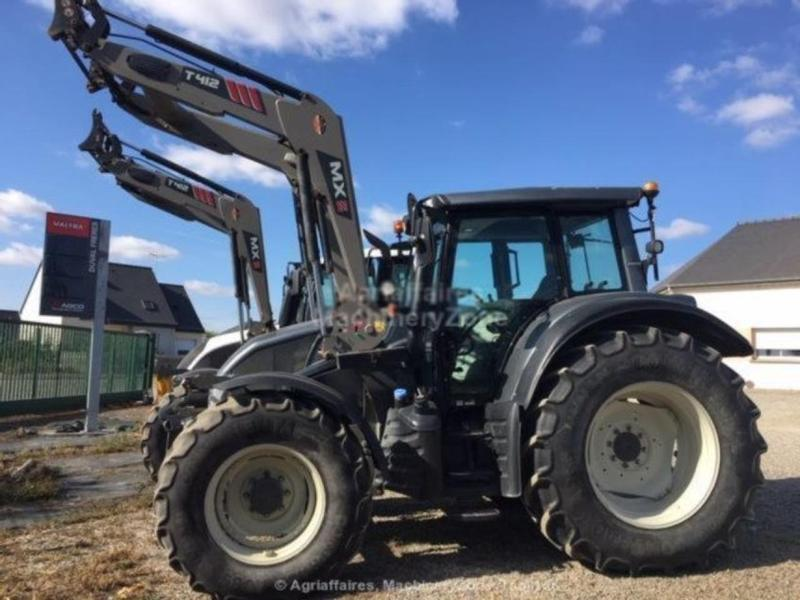 Valtra N123 DIRECT
