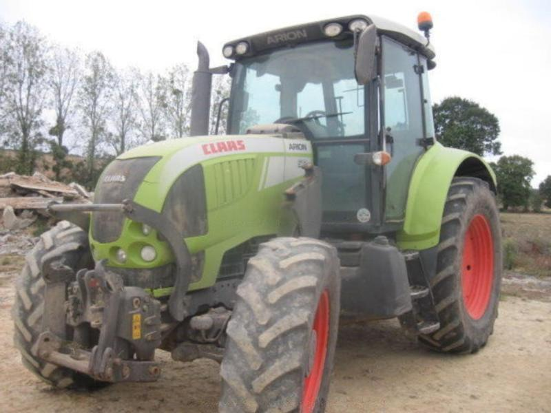 Claas ARION 610 RZ