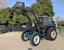Ford 3930 & loader Only 3292hrs!