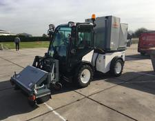 Multihog CX75 met Empass unit
