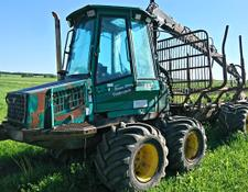 Used Timberjack Forestry tractors for sale - tractorpool-africa com