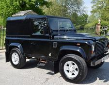 Land Rover 90 Defender 2.4m Puma DCI Hard Top