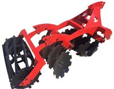 Awemak Disc harrow for vineyards and orchards! BT 1.8 m