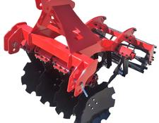 Awemak Disc harrow for vineyards and orchards OZYRYS BT 11