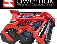 Awemak Disc harrow with rubber protection BEST PRICE! HIGH QUALITY!