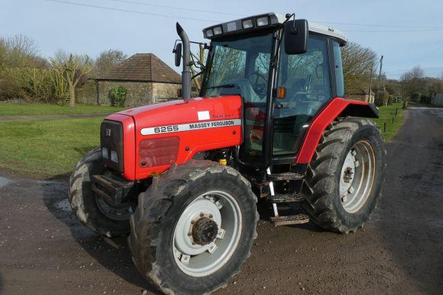 Massey Ferguson 4255 POWER COMMAND