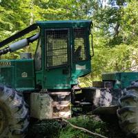 Used Forestry tractors for sale - tractorpool-africa com