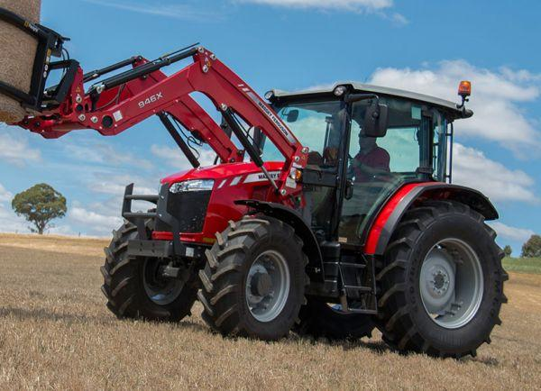 Massey Ferguson 5710 Global Loader Tractor - £43,000 +vat