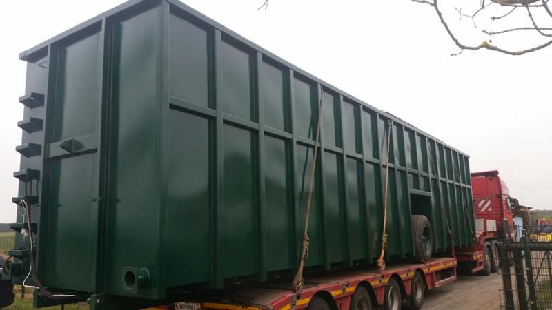 Sonstige / Other GOMA Feldrandcontainer