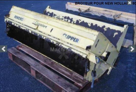 Agram BROYEUR POUR NEW HOLLAND 8070