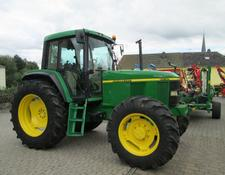 John Deere 6510 Power-Quad
