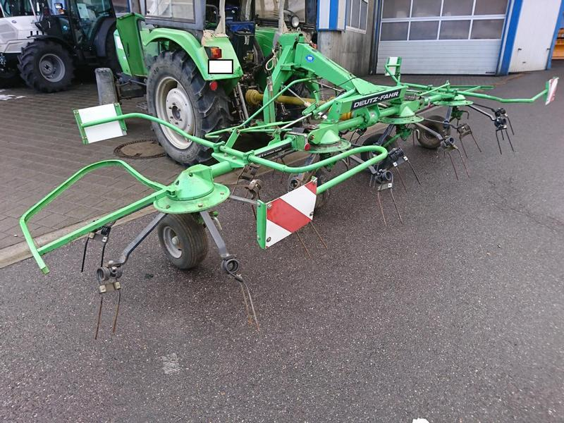 Deutz-Fahr KH 2.52 Hydro-Super