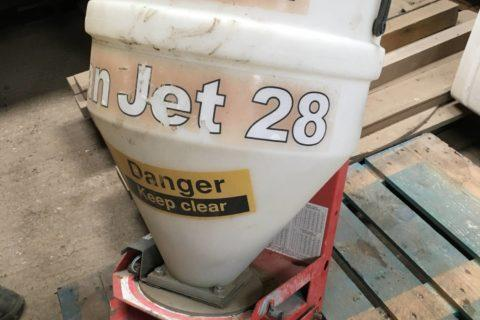 STOCKS FANJET 28 PELLETER