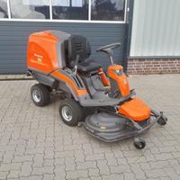 Used Husqvarna RC 320Ts AWD Lawn mowers/Ride-on lawn mowers